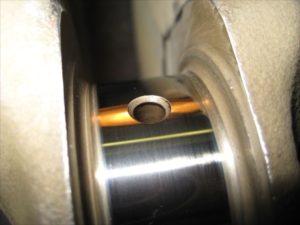 エンジンオーバーホール クランクシャフト