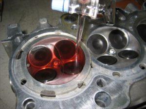 エンジンオーバーホール 圧縮比