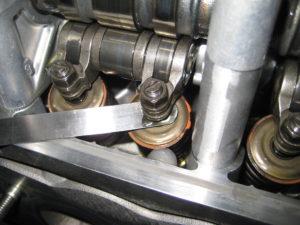 エンジンオーバーホール タペットクリアランス