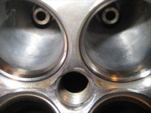 エンジンオーバーホール バルブシート